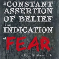 Constant Assertion of Belief