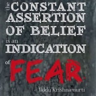 Constant Assertion of Belief