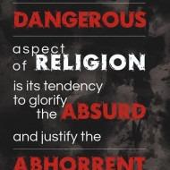 Dangerous Aspect of Religion