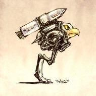 Robo Eagle Missile