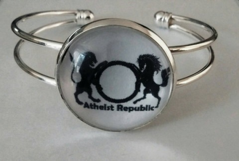 Atheist Republic Bangle