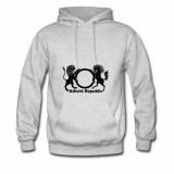 Atheist Republic Black Logo Hoodie