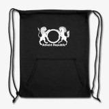 Atheist Republic White Logo Sweatshirt Cinch Bag
