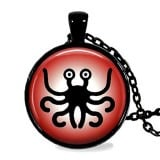 FSM Red Pendant