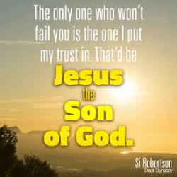 faith in God follower's picture