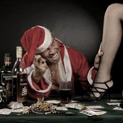 Bad Santa's picture