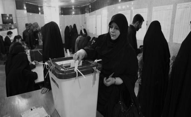 Women - Iran Election